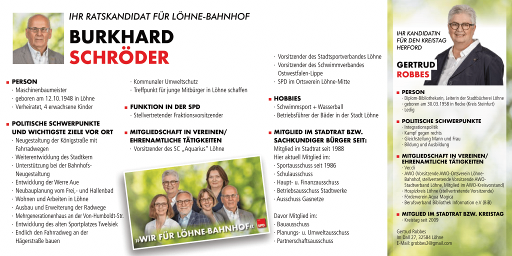 Burkhard Schröder